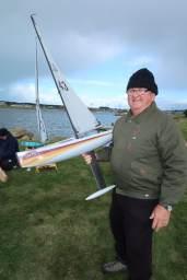 Ken at the South Island Championship - Pegasus 2018