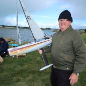 Ken at the South Island Championship - Pegasus 2018
